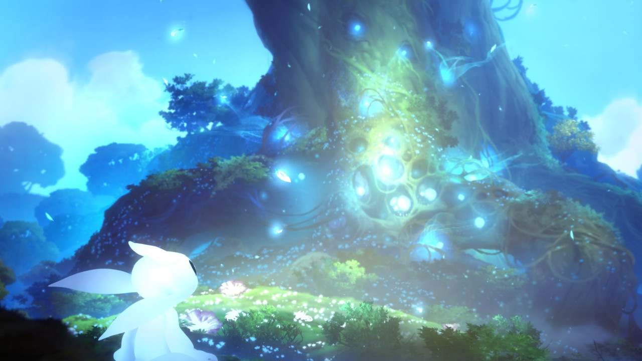 Ori and the Blind Forest オリとくらやみの森